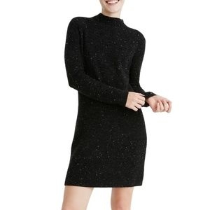 Madewell Donegal  Mock Neck Sweater Dress